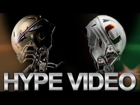 GAME 10: HYPE VIDEO | Florida State vs. Miami | Miami, FL | Nov. 15, 2014 | FSU-30 UM-26