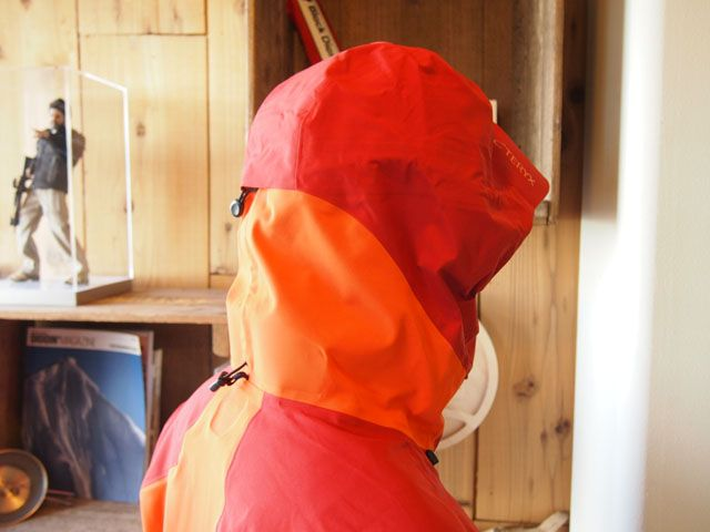 ARC'TERYX/Lithic Comp Jacket