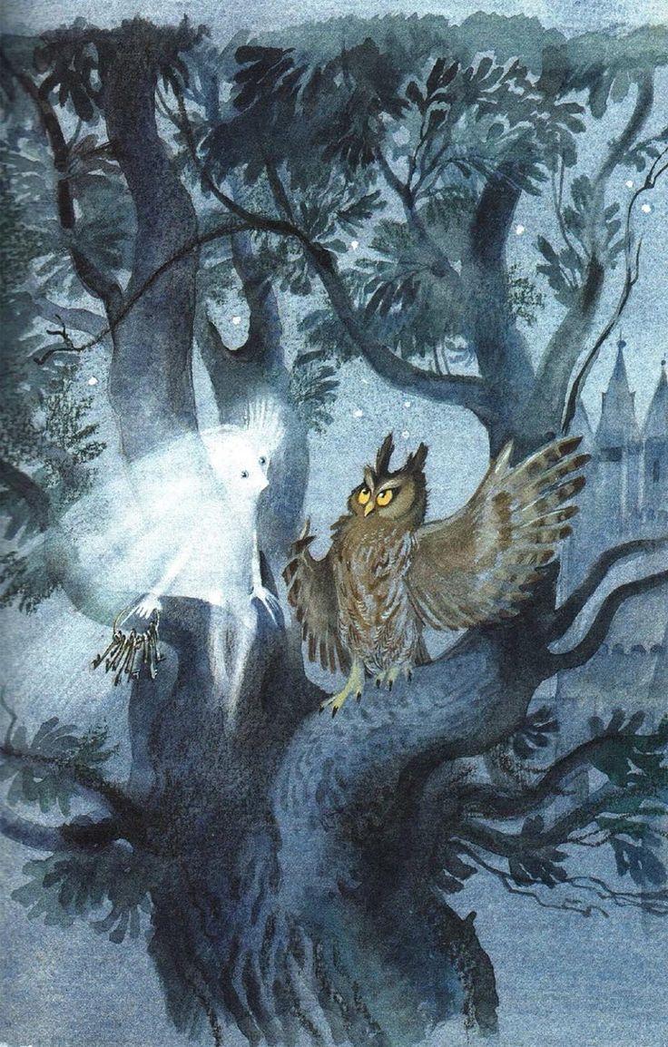 Ника Гольц «Маленькое привидение»