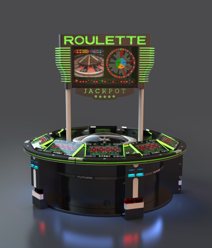 Multi Level WAP or LAP Progressive Jackpot are available for Electronic and Video Roulette.