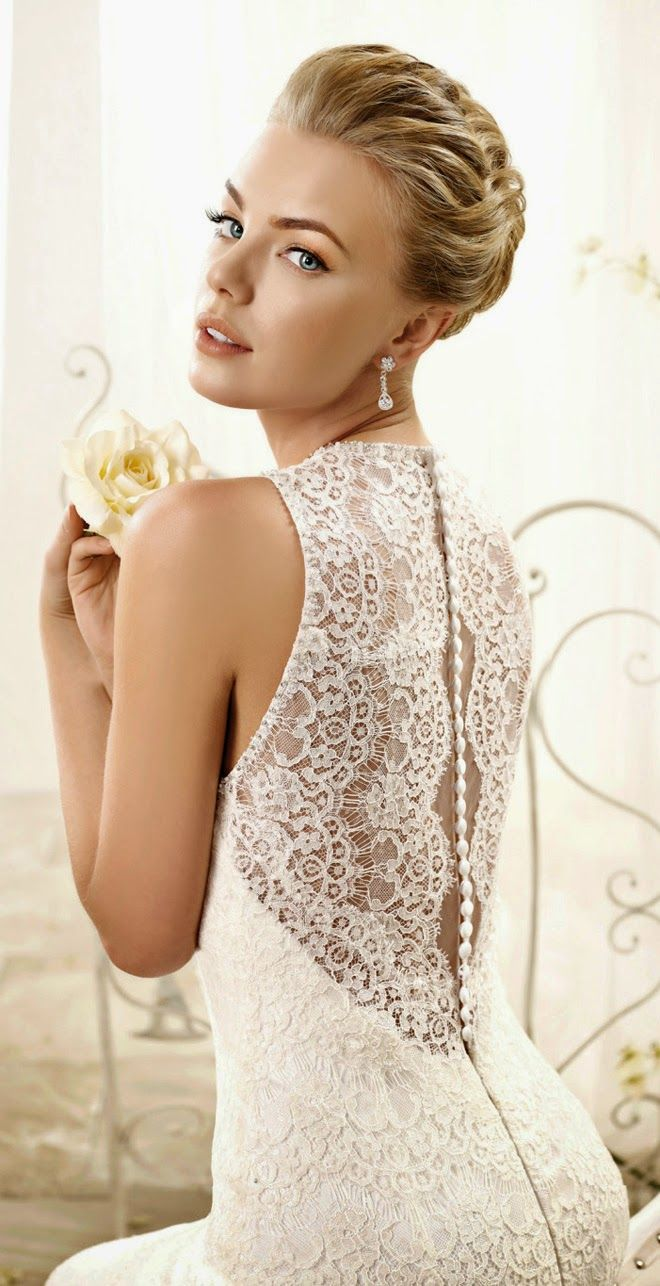ADK by Eddy K 2015 Bridal Collection  | bellethemagazine.com