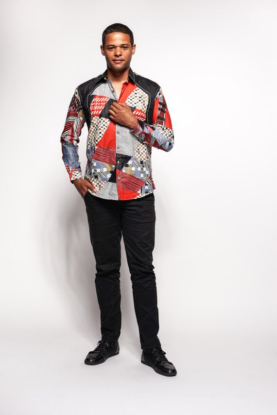 30 best images about Kwestomar Kreations - 2016 Collection ... Ankara Print Men