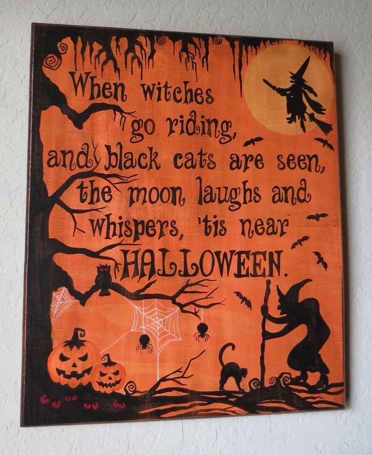 halloween signs | Halloween Sign. | holiday