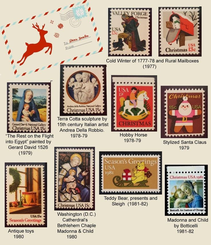 Pin by Lorraine Lehman on Christmas Seals & USPS Stamps in