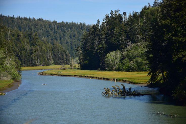 Big River - Big River, California
