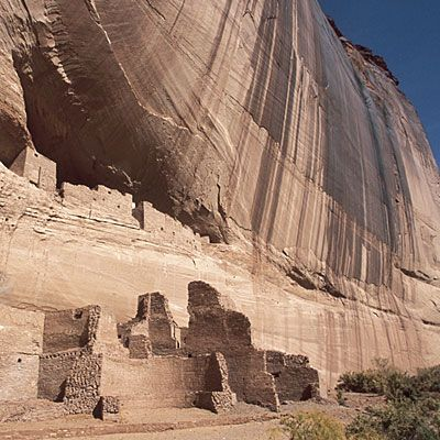 Canyon de Chelly National Monument, Arizona    Canyon de Chelly in northern Arizona is one of the longest continuously inhabited places in North America. But it's no mere living history museum—it's still a vital part of life on the Navajo Nation.