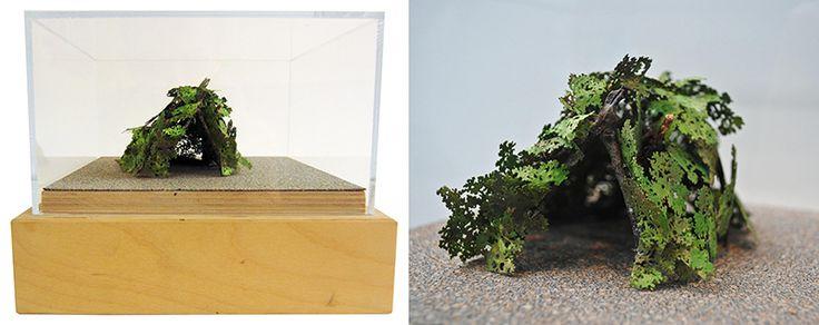 WHITNEY LYNN | Containment Model no.005 (Shelter) - WHITNEY LYNN | ART