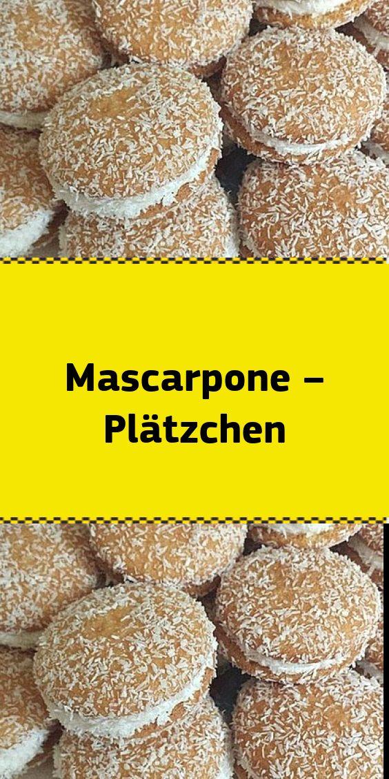 Mascarpone – Kekse   – NUR FÜR DICH