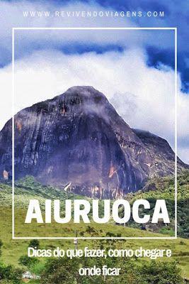 Aiuruoca é uma cidadezinha minúscula que fica no sul de Minas Gerais e atrai turistas em busca de tranquilidade, clima de montanha, belas paisagens, cachoeiras, trilhas diversas e escalada.
