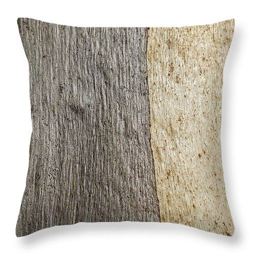 Add a splash of colour to brighten up your Home Décor each season. Abstract tree bark pattern throw pillows.