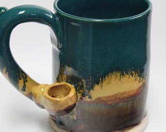 Wake and BakeTeal and Browns, Southwestern Hues mug