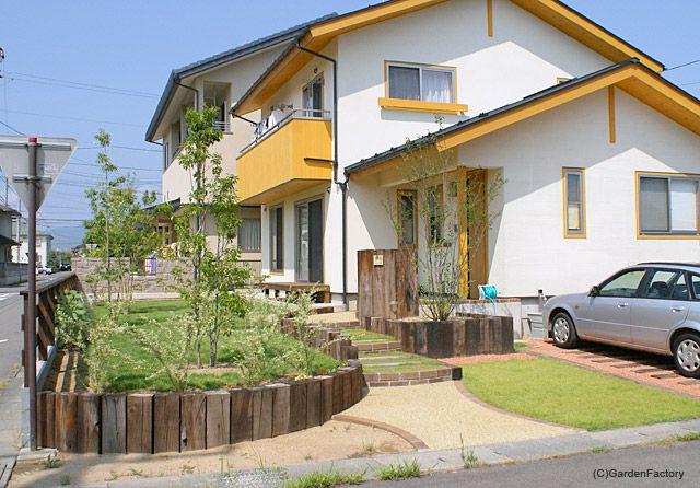 エクステリア、外構、庭づくり施工例4 株式会社ガーデンファクトリー