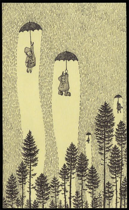 Artwork by Don Kenn: Danish-born Donn Kenn writes and directs TV shows for kids. He's also responsble for this amazingly detailed illustration on a post-it notes. You can see more by searching his blog.