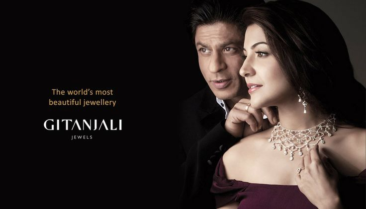 Gitanjali Jewels is the largest & most trusted multi-branded jewellery retailers in the world, which offers a dazzling bouquet of world's leading Jewellery brands.