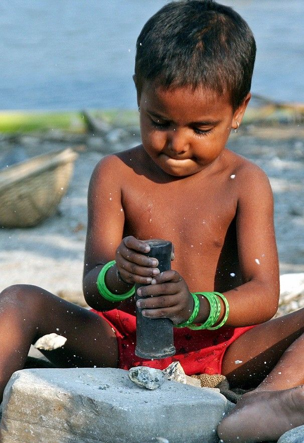 The Body Shop Activist: Indian Child Labour: Also Not Cricket!