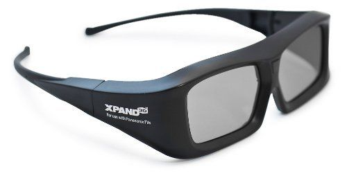 XPAND X103-P2-G1 Active IR 3D Glasses by XPAND. $63.98. XPAND Active IR 3D Glasses for Panasonic TVs Single Pack, retail. Save 20%!