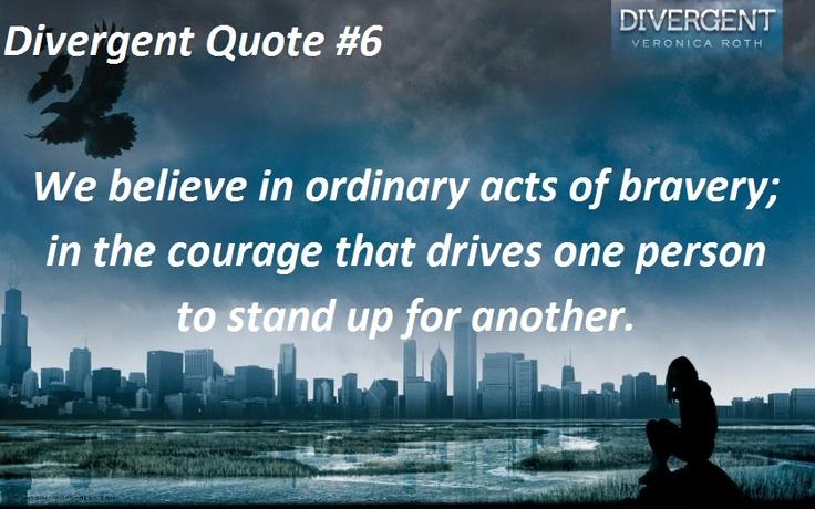 Divergent / Insurgent Quotes