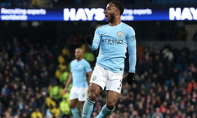 Man City vs Spurs LIVE Premier League score and updates