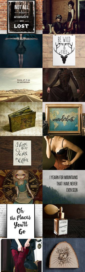 Wanderlusting by Emma on Etsy--Pinned with TreasuryPin.com