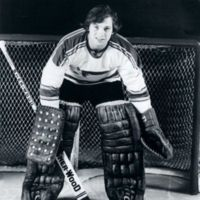 This is about the goaltender born in 1948. For the coach of the same name, please see Bob...