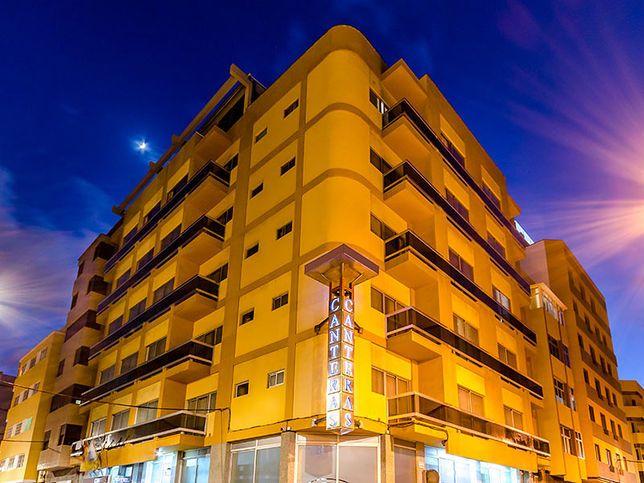 Hotel Alisios Canteras - checkfelix