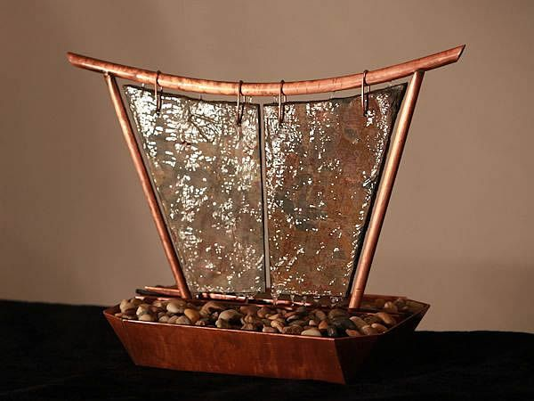 Pheonix Handcrafted Tabletop Fountain