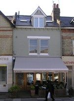 Project by Your Urban Space - 3 storey mixed use building TW11