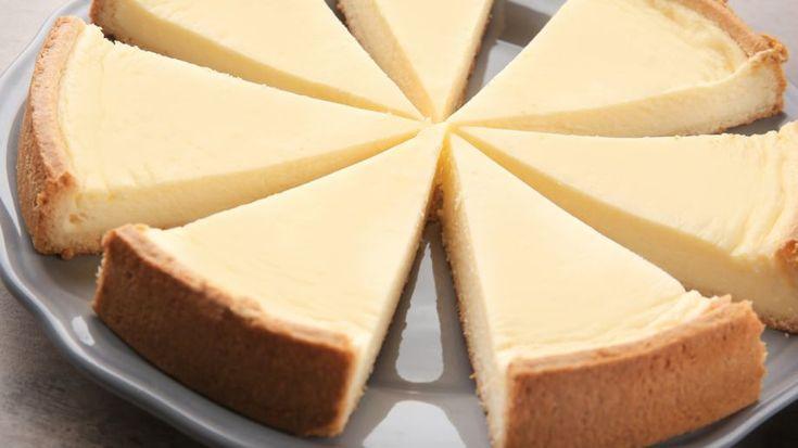 Vanilkový cheesecake | Recepty.sk