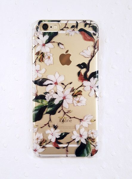 pinterest: @jaidyngrace Magnolia Branch iPhone 6 Case ★ Check out more iPhone Accessories & Gadgets at @prettywallpaper