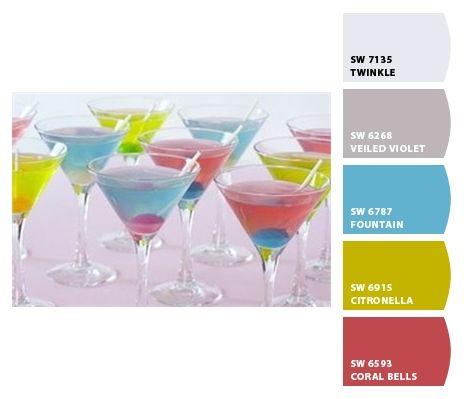 Jasmine Sour Martini Recipe — Dishmaps