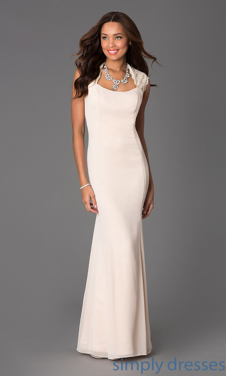 Shop lace-embellished prom dresses and pastel bridesmaid dresses at Simply Dresses. Long evening gowns and homecoming dresses at budget prices here