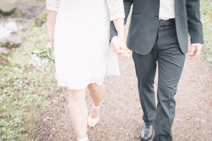 Bröllopsfotograf Rebecca Wallin på Österlen