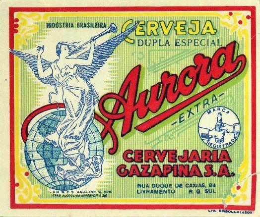 Cervejaria Gazapina - Cerveja Aurora (Santana do Livramento/RS)