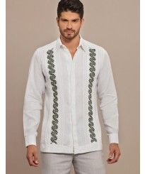 FORMAL GUAYABERA FOR MEN