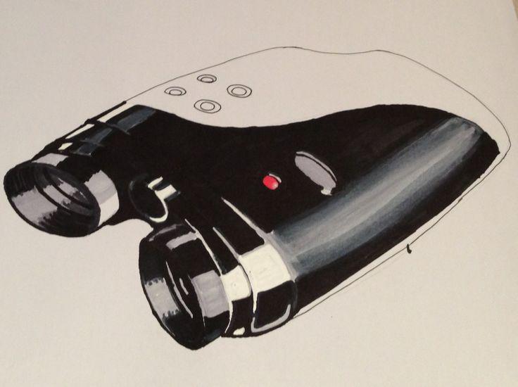 Binocular render