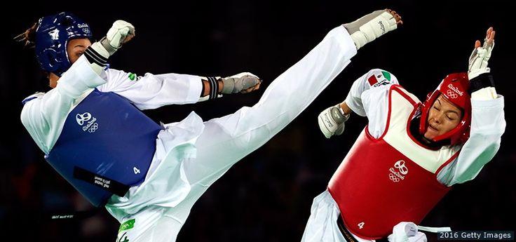 The Best Photos From Rio 2016: Aug. 20  Edition Jackie Galloway, Taekwondo