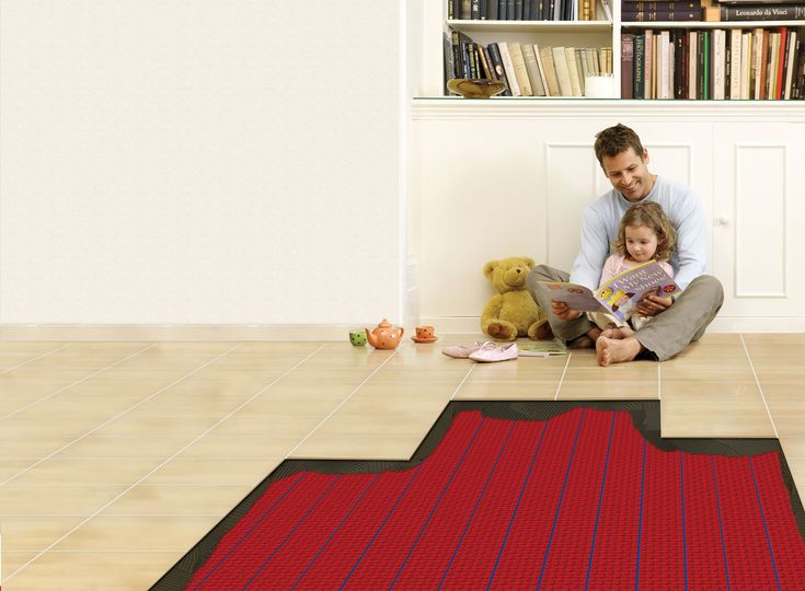 Read this guide for everything you need to know about electric underfloor heating mats; sizes, installation, and compatible floor types.