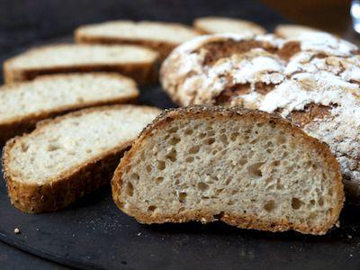 Glutenfri limpa med det nyttiga durramjölet som är rikt på mineraler och kostfibrer.