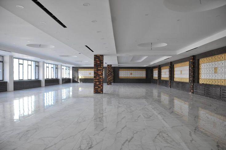 Tanju çolak tesisleri Duvar Panelleri Dekorasyonu