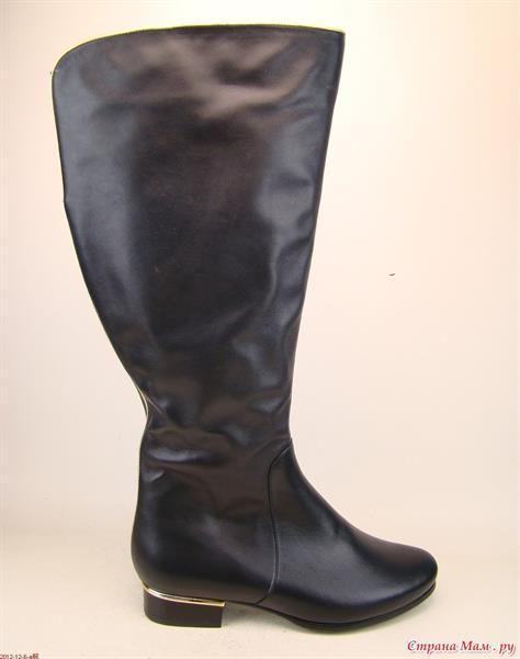 Обувь женская на полную ногу