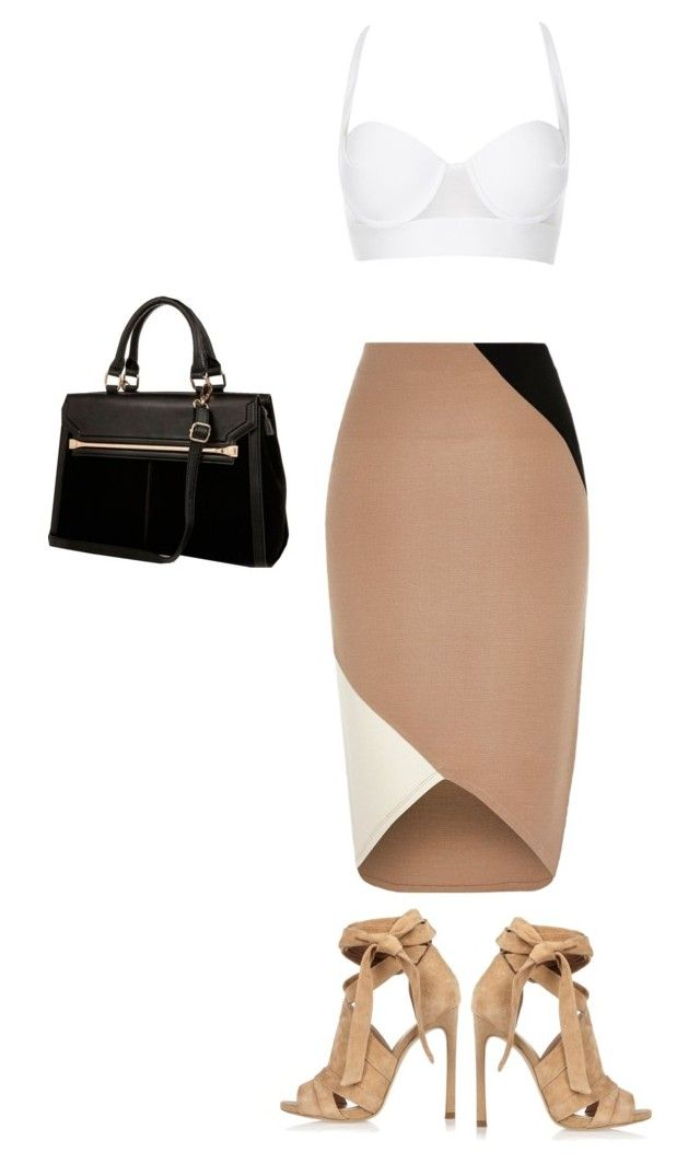 """""""#river island outfit"""" by ambervin ❤ liked on Polyvore featuring River Island"""