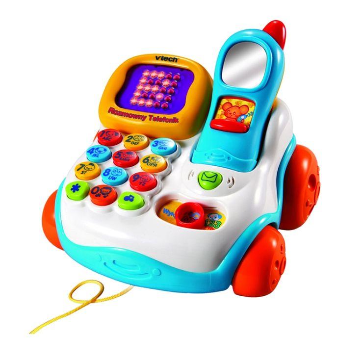Vtech, Rozmowny Telefonik, zabawka interaktywna