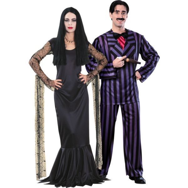addams family couples costumes - Ideas For Couples For Halloween
