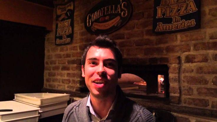 Italian review of Goodfella's Pizza New York www.nybrickovens.com