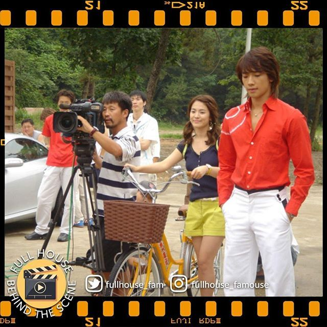 "#Fullhouse Behind the scene #FullhouseFamouse #rain #birain #rain_oppa #songhyekyo #asiangoddess #kbs #kbsdrama #kdrama #TheWeekOnInstagram Hopefully ""Full House""next story with this couple Campaign -  Full House full episode visit here : https://www.youtube.com/channel/UCsaCzcAT64SfZQHz22YM6qw"