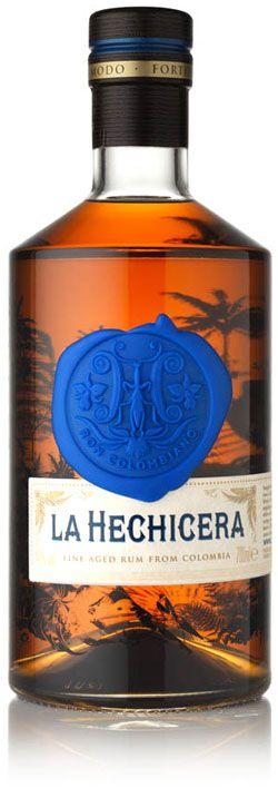 La Hechicera 'The Enchantress' Ron Colombiano