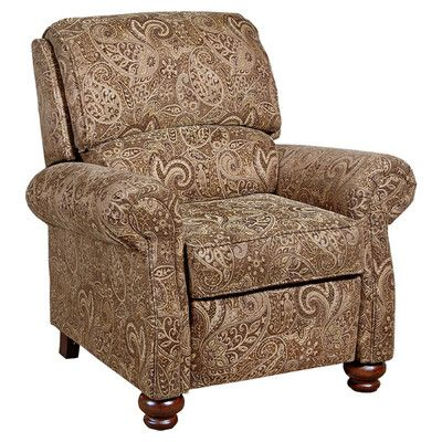 serta upholstery recliner u0026 reviews wayfair