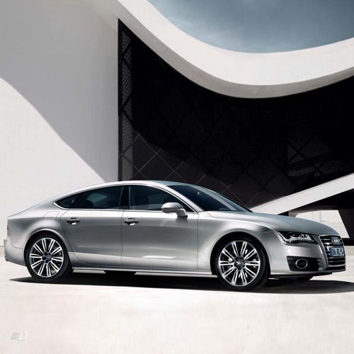 Audi A7 Sideview