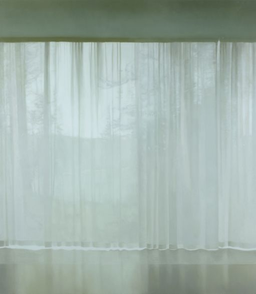 paul winstanley: Curtains Paintings