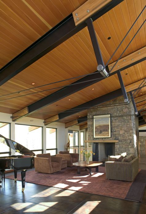 Pin By Angie Wilce On H Beams In 2019 Roof Trusses